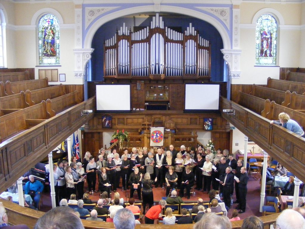Community activities at Toll Gavel - a friendly Christian Church in Beverley