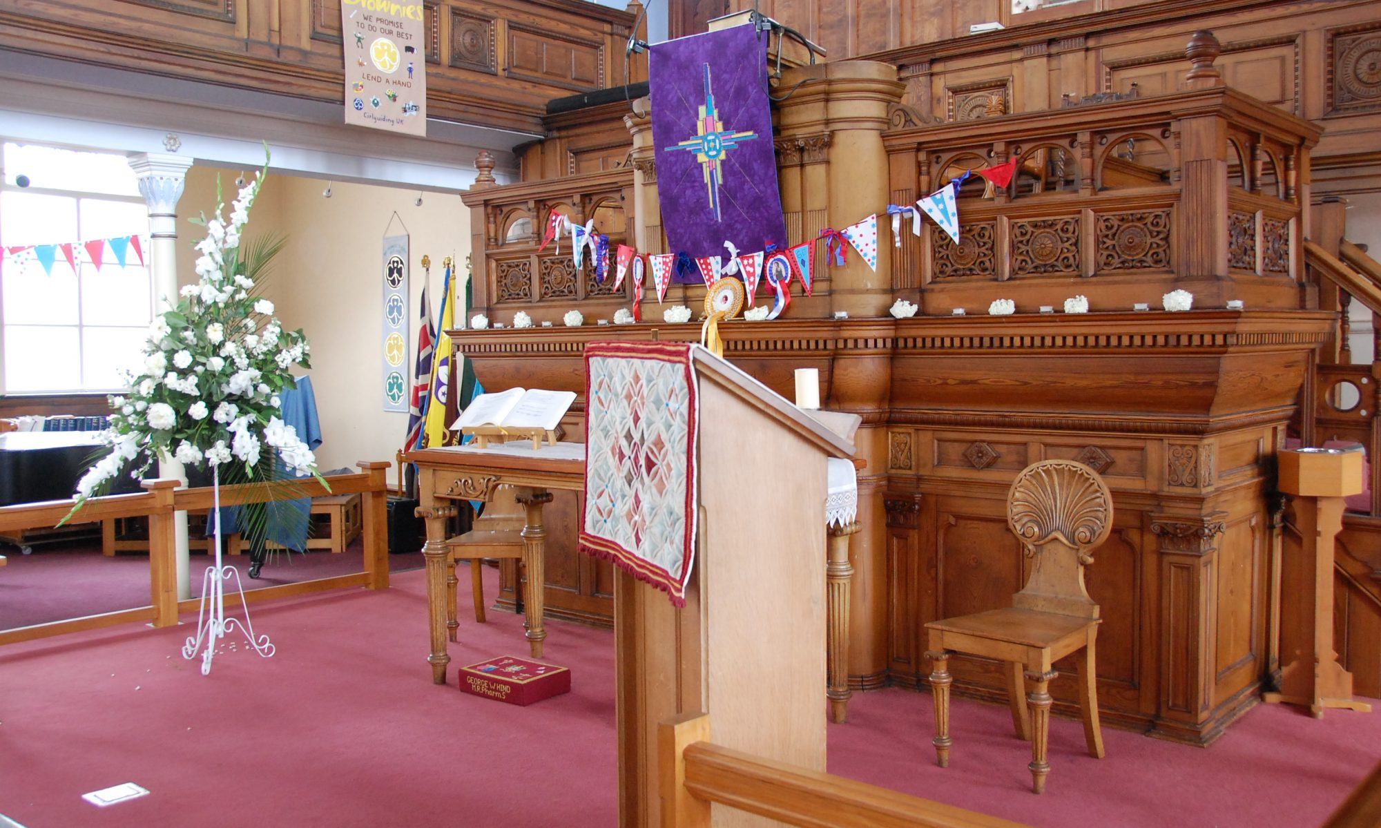 Toll Gavel United Church